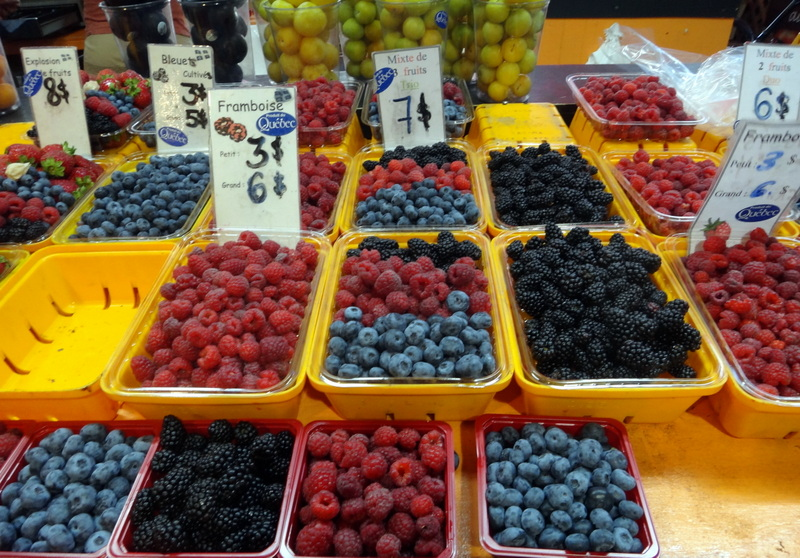 Montreal: The Colors and Tastes of Atwater Market (6/6)