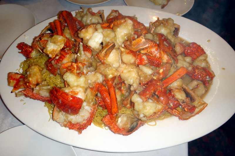 The Best Seafood at the the Marigold Restaurant in Sydney  (1/6)