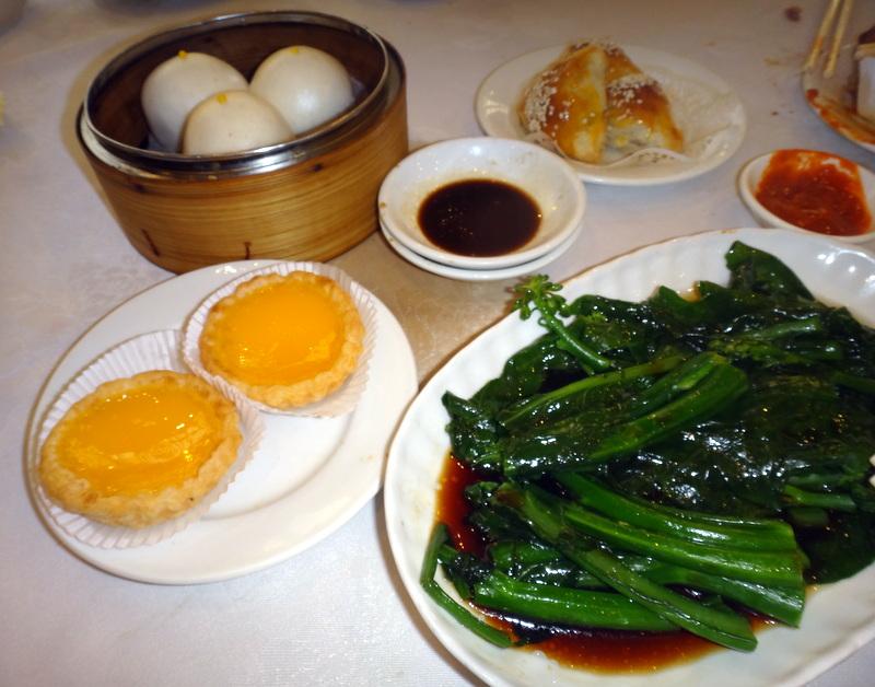 Marigold Restaurant Sydney Menu