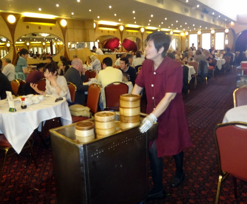 The Marigold Restaurant In Sydney Dim Sum Entrees And More
