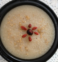 CMY Rice Cake (Nin Gao)