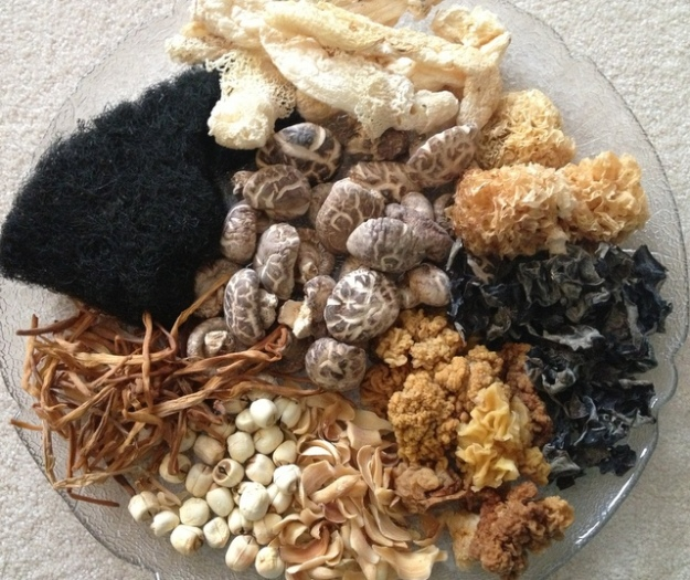 Dried Ingredients