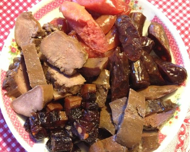 Sausage Combo